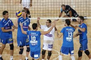 Anothosis Volley Mens 2012-13