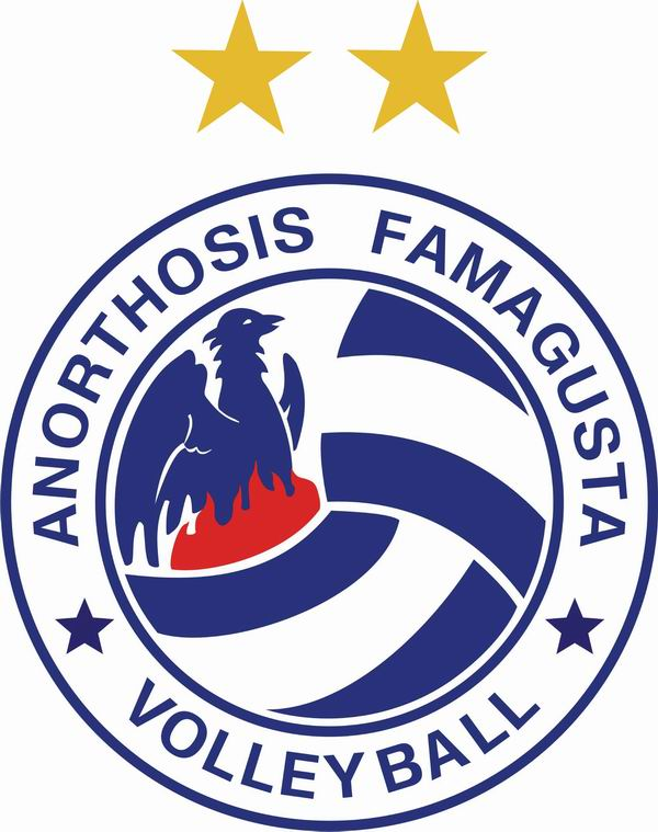 anorthosis volley logo