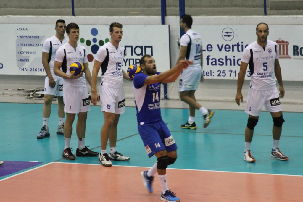 volley prothermansi men