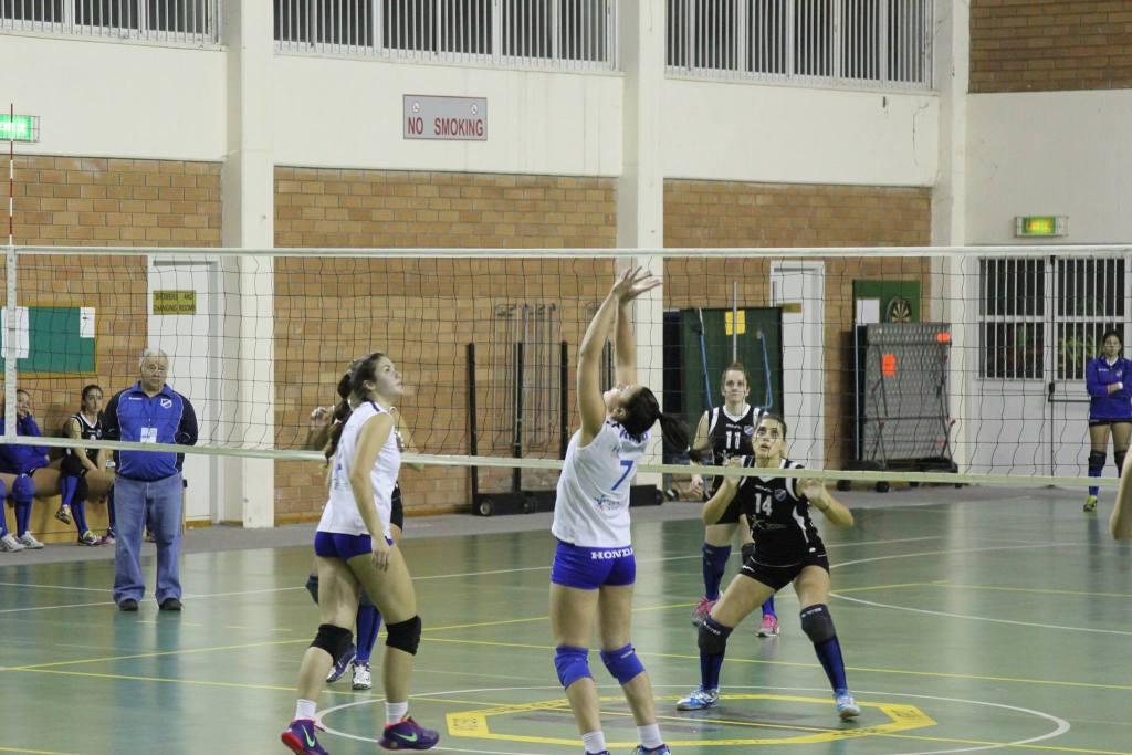 women volley vsOlympiada