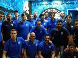 Επίσκεψη των πετοσφαιριστών στο Οίκημα του Συλλόγου στη Σωτήρα