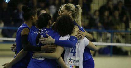 Γυναίκες: Επιβλητική εμφάνιση και σπουδαία νίκη με 3-1 επί του Απόλλωνα!