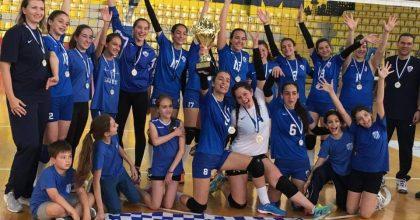 Πρωταθλήτριες οι Κορασίδες – Δευτεραθλητές οι Παίδες