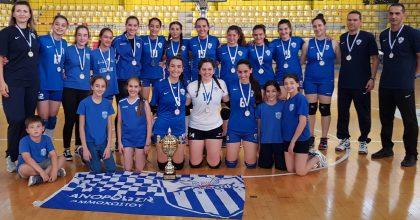 Πανάξιες Πρωταθλήτριες οι Κορασίδες U16 (κλ. Λεμεσού)